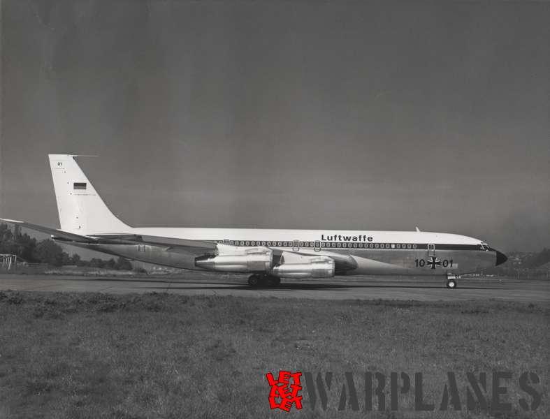 Boeing 707-19997 Luftwaffe 10#01