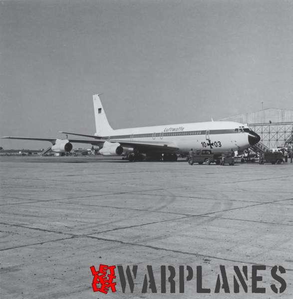 Boeing 707-307C 10 # 03 Luftwaffe_1
