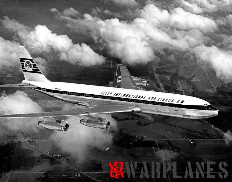 Boeing 707 Aer Lingus EI-AMW_1