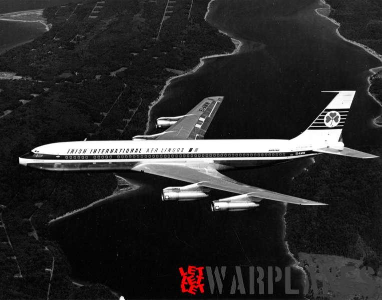 Boeing 707 Aer Lingus EI-AMW_2