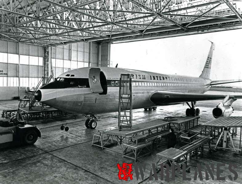 Boeing 707 Aer Lingus