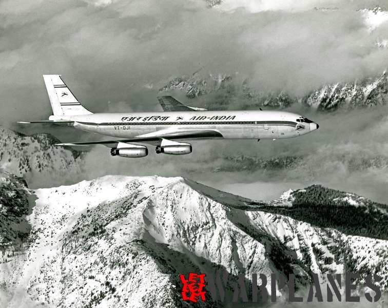 Boeing 707 Air India VT-DJI