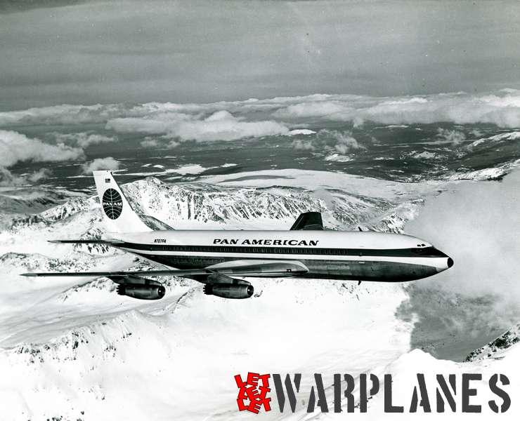 Boeing 707 Pan American N707PA