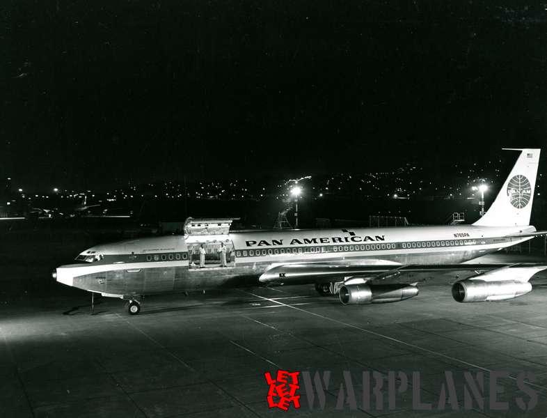 Boeing 707 Pan American N765PA_1