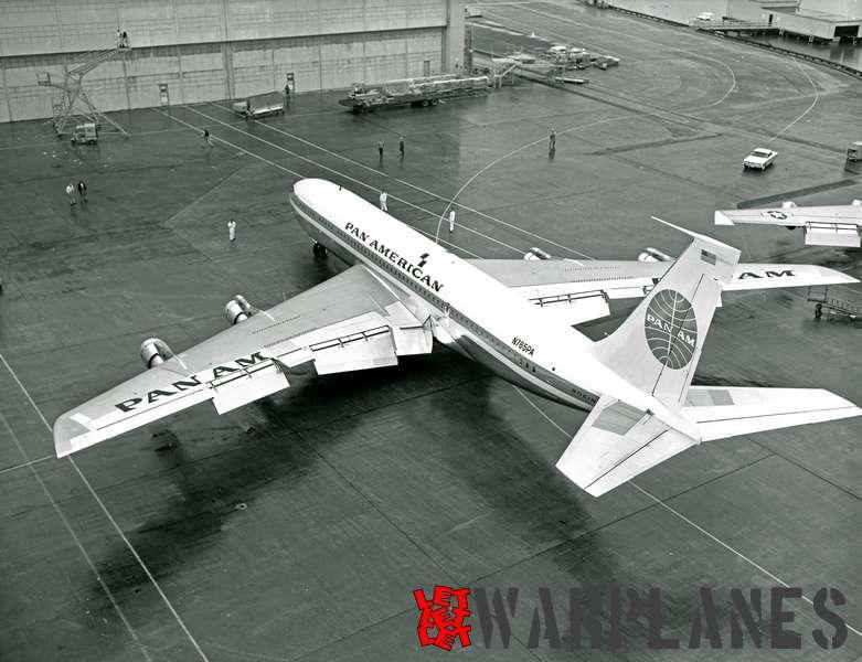 Boeing 707 Pan American N765PA_2