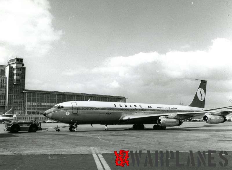 Boeing 707 Sabena