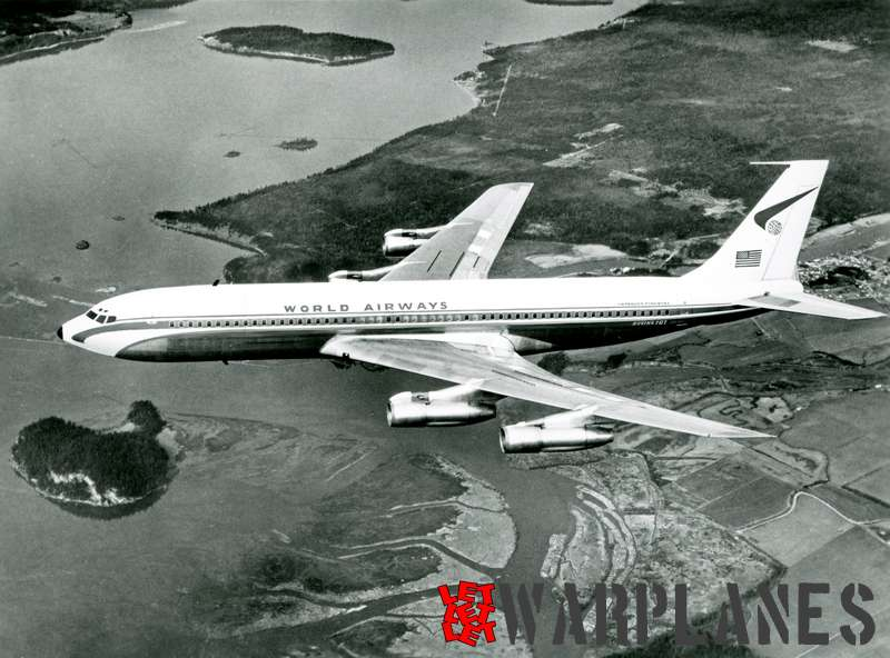 Boeing 707 World Airways
