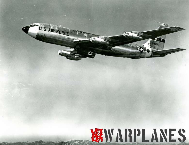 Boeing C-135A no. 60-0369
