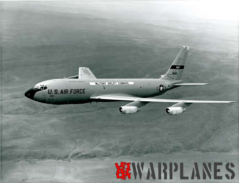 Boeing C-135A no. 63-8061