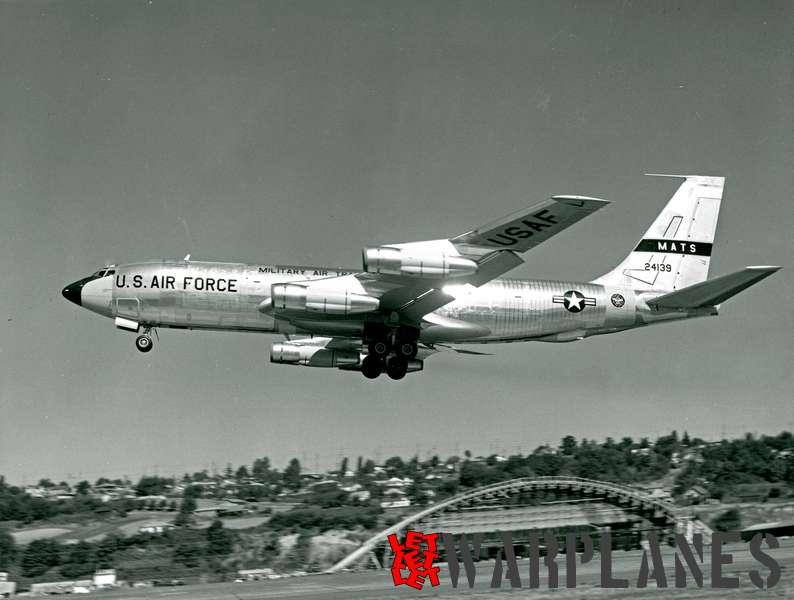 Boeing C-135B no. 62-4139