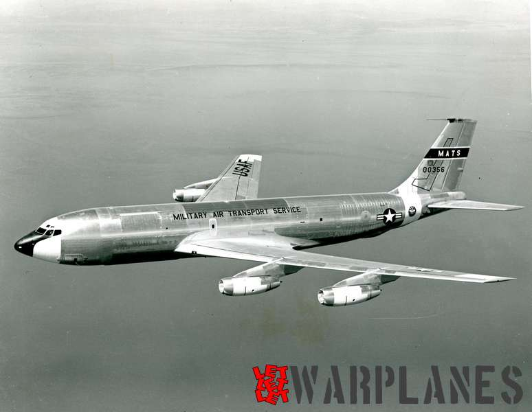 Boeing KC-135 tanker-transport no. 60-0356
