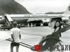 Boeing 707 Pan American N451PA at Honkong (1967)