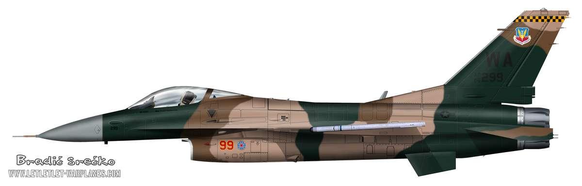F-16C 86-0299