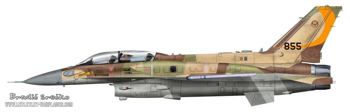 F-16I 855