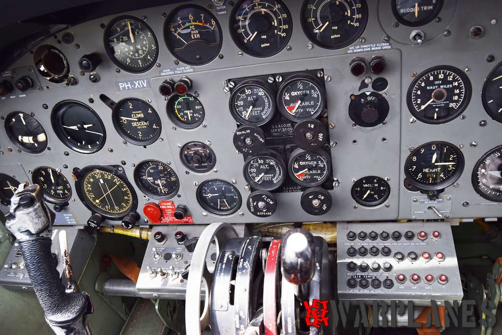 Fokker-S.14-Machtrainer-PH-XIV-cockpit-Aviodrome-26.04.2019_4