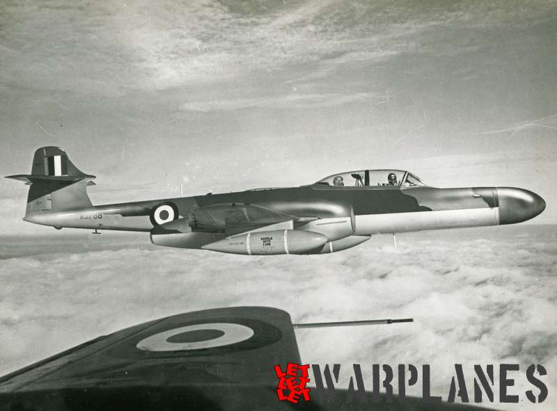 Gloster (Armstrong Whithworth) Meteor NF.14 WS788_2