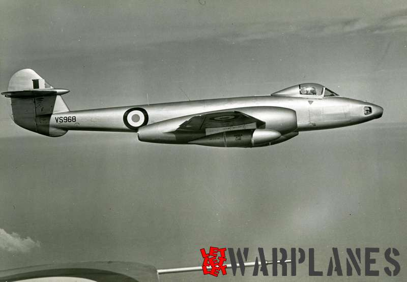 Gloster Meteor FR.10 VS968_1