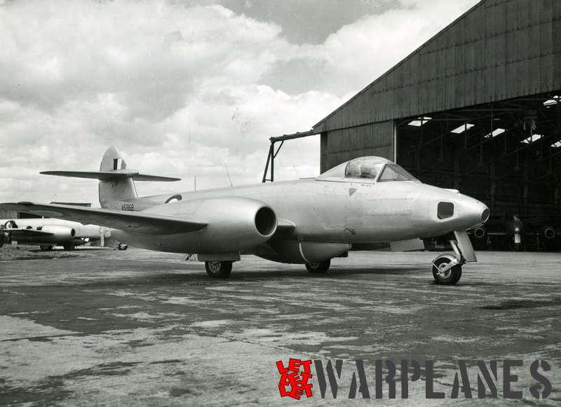 Gloster Meteor FR.10 VS968_2