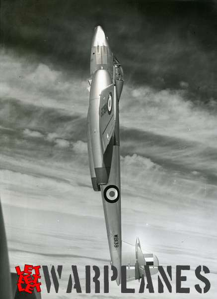 Gloster Meteor FR.9 WB139