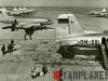 Ilyushin Il-14 'Crate' DM-SBI and DM-SBZ Deutsche Lufyhansa at Berlin Schönefeld