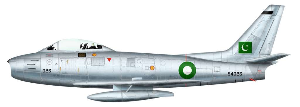 04-F-86 Pakistan