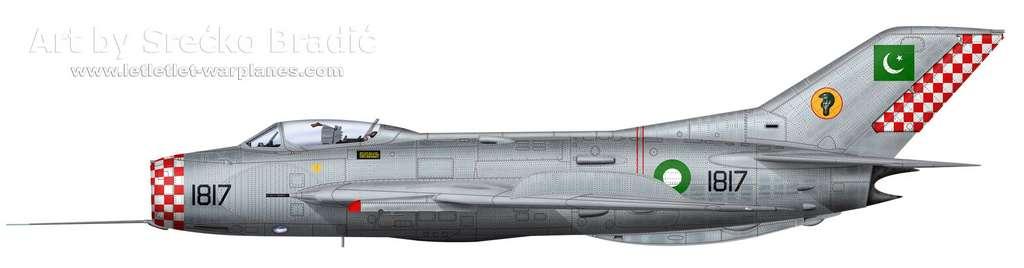 08-Shenyang F-6 Pakistan 1817
