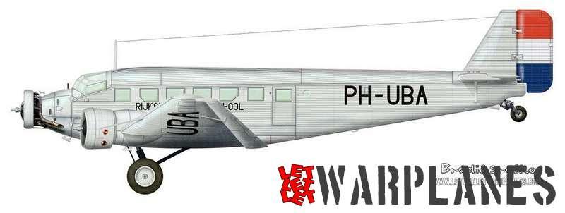 08-Ju52-Dutch-PH-UBA