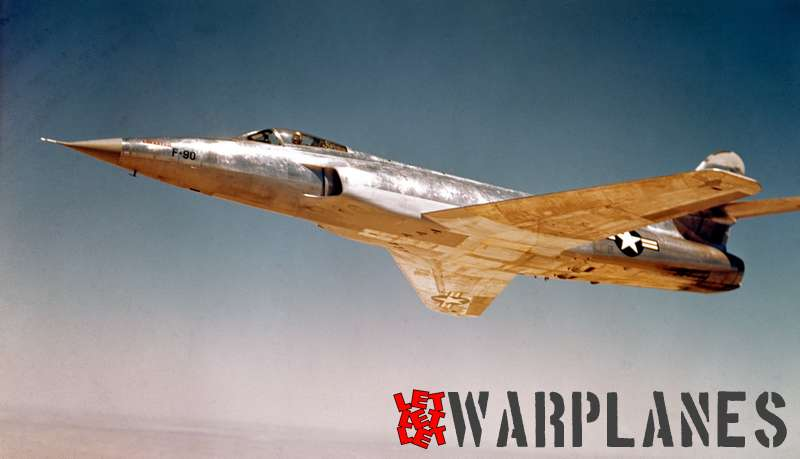 Photo 7 Lockheed XF-90 prototype