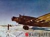 109.-Eine-Ju-landet-auf-der-winterlichen-Flugplatz