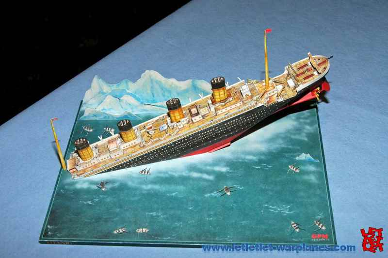 titanic thesis The unsinkable titanic by leilani atencio takeaways why did i choose the titanic thesis statement many people died when the ship sank, partly because of the lack of lifeboats one of the largest catastrophe's around that time.