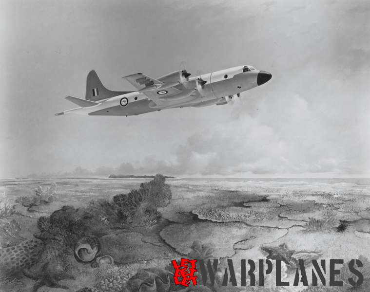 Lockheed P-3 Orion Australia