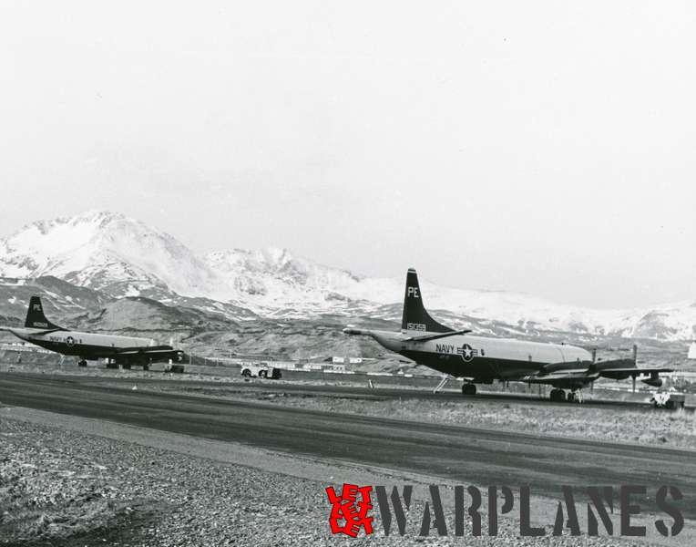 Lockheed P-3A Orion BuNo. 150529 and 151359  at Adak AFB, Alaska