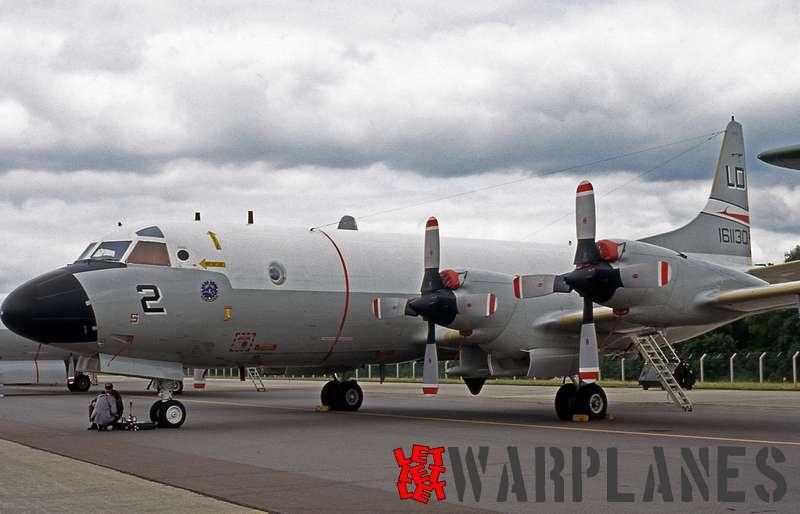 Lockheed P-3A Orion BuNo. 161130 VP-10