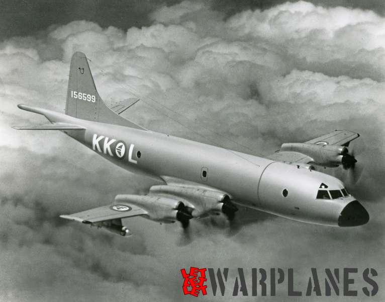 Lockheed P-3B Orion KK-L Norway (ex. BuNo.156599 )