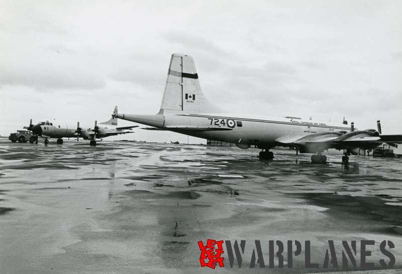 Lockheed P-3C (Canadair CL-140) Aurora No. 20724