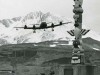 Lockheed P-3A Orion U.S. Navy lading at Adak AFB, Alaska