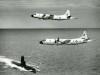 Lockheed P-3B Orions fotomontage