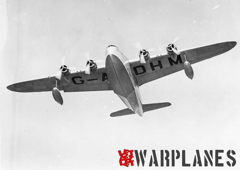 Short S.23C Empire G-ADHM 'Caledonia' Imperial Airways_7