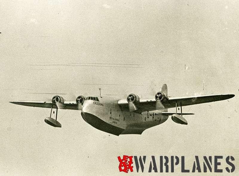 Short S.23c Empire G-ADHM 'Caledonia'