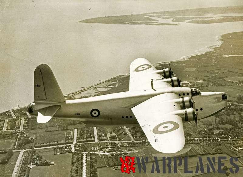 Short S.25 Sunderland I L2160