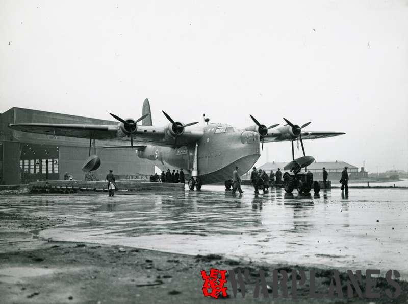Short S.25 Sunderland II