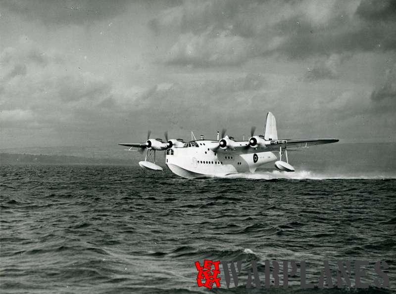 Short S.25 Sunderland III