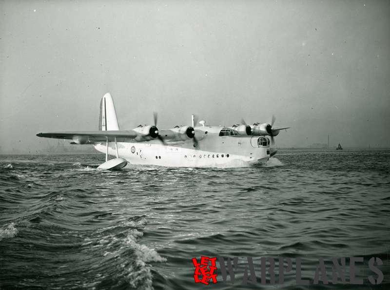 Short S.25 Sunderland V Aeronavale RN28-