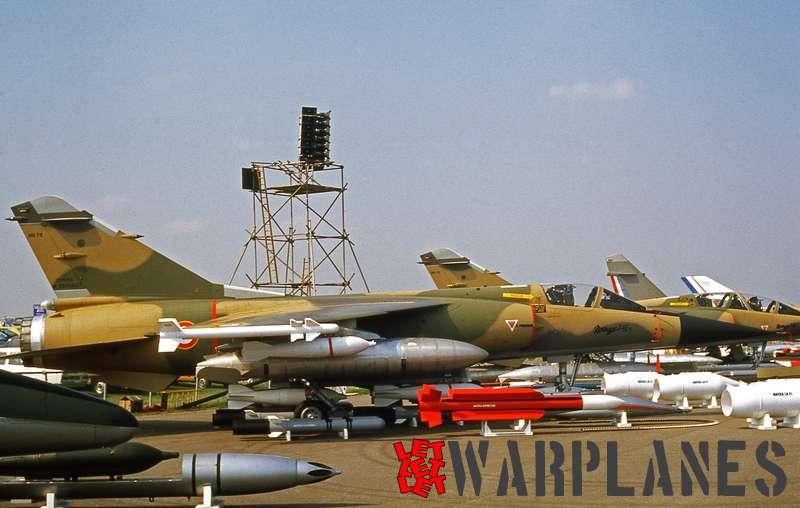 Dassault Mirage F.1E Armée de l'Air, fFarnborough 1978_1