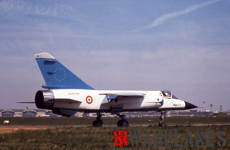 Dassault Mirage F.1E Armée de l'Air, special painting Le Bourget
