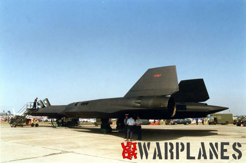 Lockheed SR-71 Blackbird no. 17967_1