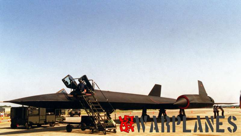 Lockheed SR-71 Blackbird no. 17967_2