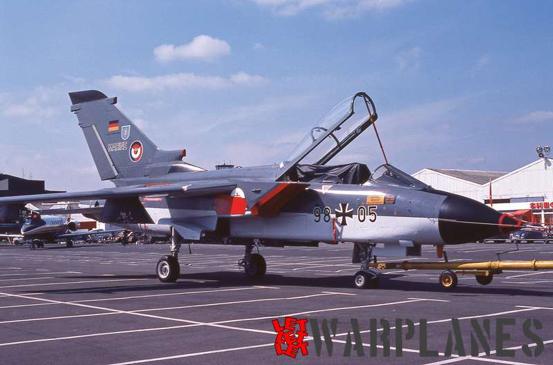 Panavia Tornado 98#05 German navy