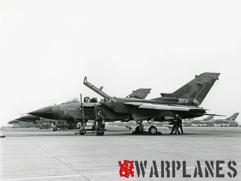 Panavia Tornado B-50 a nd G-33
