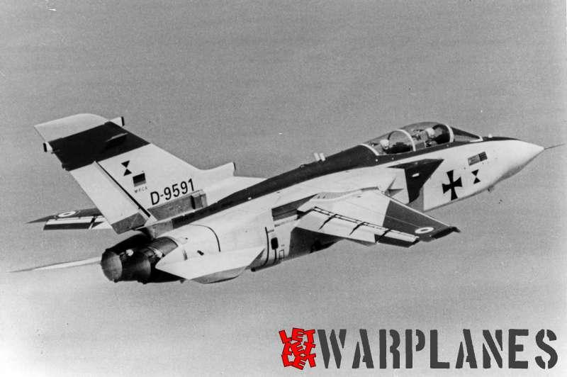 Panavia Tornado D-9591 1st German prototype_1